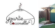 Yourte Coccinelle | Lombia